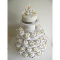 Торт свадебный на заказ - № 013