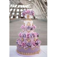 Торт свадебный на заказ - № 015