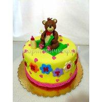 Детский торт #379