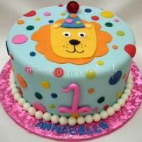 Детский торт на заказ - Мишка