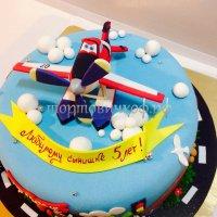 Детский торт #162