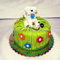 Детский торт #164