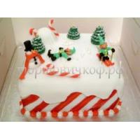 Торт Новый Год # 104
