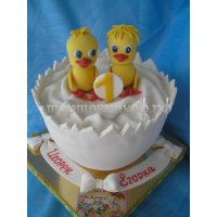 Детский торт #180
