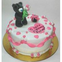Детский торт #181