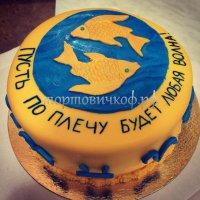 Прикольные торты на день рождения # 15