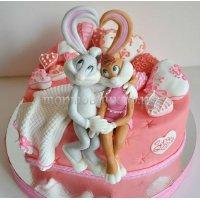 Свадебный торт #38