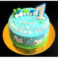 Детский торт #382