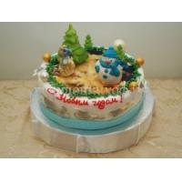 Новогодний торт - Корпорат