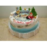 Торт новогодний - Сочельник