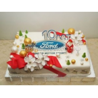 Торт - Новогоднее чудо