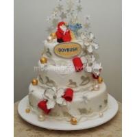 Торт на новый год - Эверест