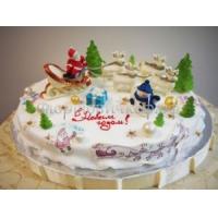 Торт новогодний - Заказной