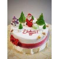 Торт - С новым годом