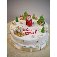 Торт - Дедушка мороз