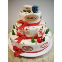 Торт на новый год - VIP