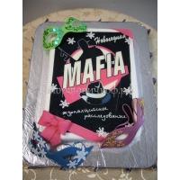 Торт новогодний - Мафия