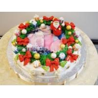 Торт новогодний - Венец