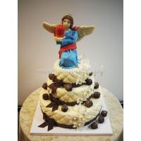 Торт новогодний - Ангел