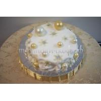 Торт новогодний - Счастливчик