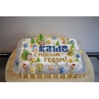 Торт новогодний - Победа
