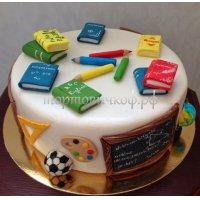 Детский торт #183