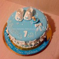 Детский торт #184