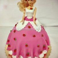 Детский торт #187