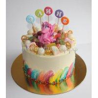 Детский торт #190