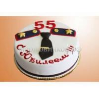 Торт на юбилей 60 лет от Десертсити