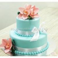 Торт свадебный на заказ - Карновал