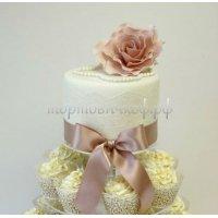 Свадебный торт #48