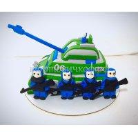 Детский торт #210