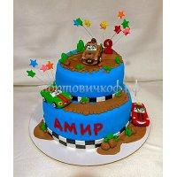Детский торт #216