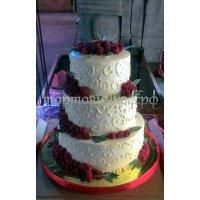 Свадебный торт #52