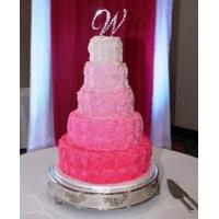 Торт свадебный на заказ - № 037