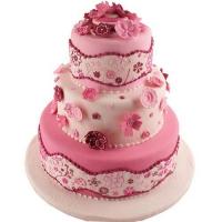 Торт свадебный на заказ - № 184
