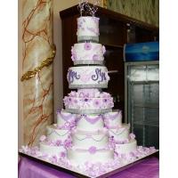 Торт свадебный на заказ - # 235