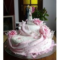 Торт свадебный на заказ - # 237