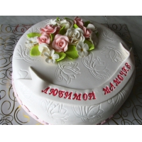 Торт женский - Шляпа
