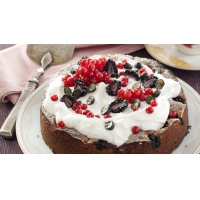 Торт на заказ на день рождения - Ягодка