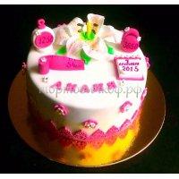 Детский торт #387