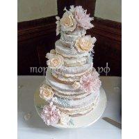 Свадебный торт #58