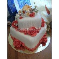 Свадебный торт #60