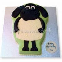 Детский торт на заказ - Овечка