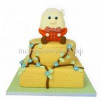 Детский торт на заказ - Яйцо