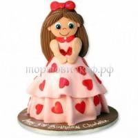Детский торт на заказ - Коралевна