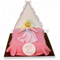Детский торт на заказ - Спящая красавица