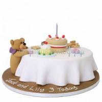 Детский торт на заказ - Сладкоежка