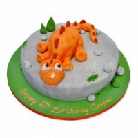 Детский торт на заказ - Дракон